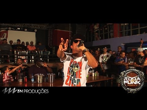 MC Boy do Charmes :: Medley sensacional na Roda de Funk :: FULL HD