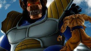 getlinkyoutube.com-Dragonball Z Ultimate Tenkaichi Modded Boss Battles - Unbeatable Bosses