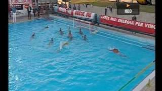 getlinkyoutube.com-Savona 4 Pro Recco 7 Final League game 1 Italian League 2010 water polo.avi