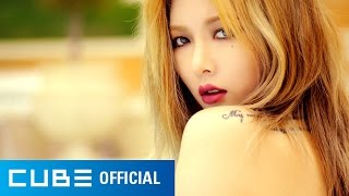 getlinkyoutube.com-HYUNA - 4th Mini Album Trailer