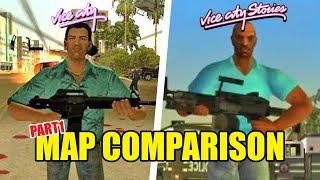 getlinkyoutube.com-GTA Vice City vs. Vice City Stories - Map Comparison Pt. 1