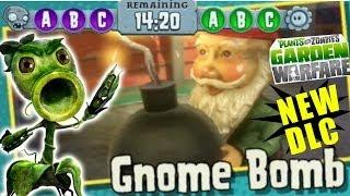 getlinkyoutube.com-GNOME BOMB! NEW Plants vs. Zombies Garden Warfare Game - DLC
