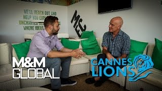 Cannes Lions 2015: Charles Courtier, MEC