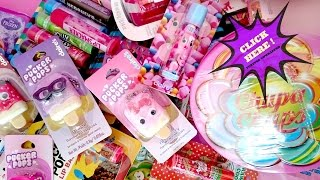 getlinkyoutube.com-THE WORLDS BIGGEST CUTEST SWEETEST LIP GLOSS HAUL EVER !!!  PART 1