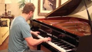 getlinkyoutube.com-Musicas do Chaves no piano - 7 BGM chaves