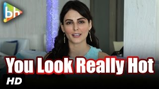 getlinkyoutube.com-Mandana Karimi Rubbishes Rumors About 'Bigg Boss 9'