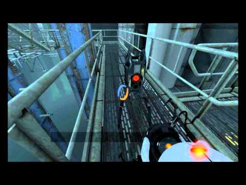 Portal 2 - Defective Turret