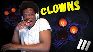 SCARY CLOWNS!! || Play With Me