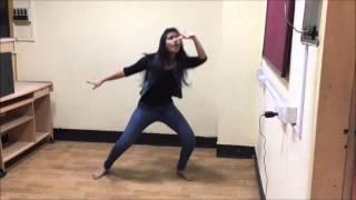 getlinkyoutube.com-HIGH HEELS TE NACHCHE - GIRL DANCING - CHOREOGRAPHY