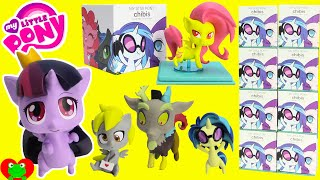 getlinkyoutube.com-My Little Pony Chibis We Love Fine with Princess Twlight Sparkle and More