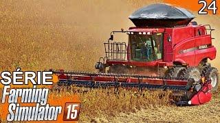 getlinkyoutube.com-Farming Simulator 2015 - Finalizando Colheita #24