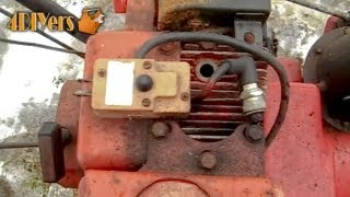 DIY: Checking Spark on a Small Engine