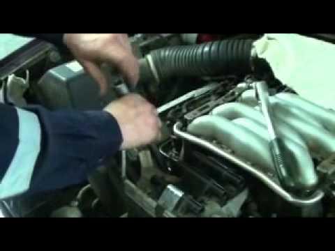 AUDI 100 C4 правильная раскоксовка поршневых колец и промывка двиателя