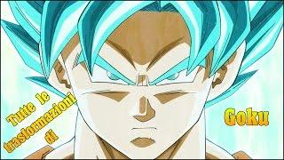 getlinkyoutube.com-Dragon Ball - Tutte le trasformazioni di Goku [HD]