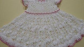 getlinkyoutube.com-Vestido de Abanicos - Falda