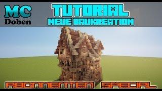 getlinkyoutube.com-Minecraft Mittelalter Tutorial 2014 | Mittelalterliche Stadt - Neuer Baustil