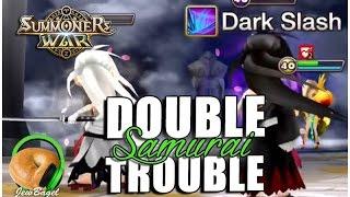 getlinkyoutube.com-SUMMONERS WAR : Double Samurai Arena (Tosi & Sige)