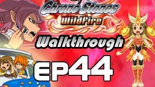 getlinkyoutube.com-Inazuma Eleven GO Chrono Stones Wildfire Walkthrough Episode 44 - vs Zan (Chapter 10)