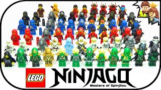 LEGO Ninjago Ultimate Ninja Complete Collection 2015