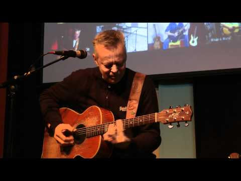 Tommy Emmanuel Workshop 2012-01-21_03 Warming up (2) &quot;The TE Ranch&quot;