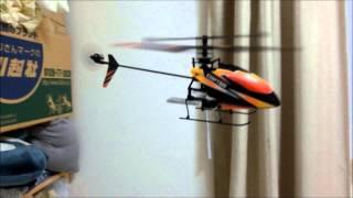 getlinkyoutube.com-室内/屋外 小型電動ラジコンヘリ V911-1  & V911