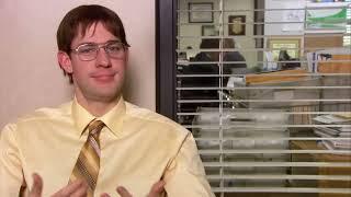 The Office US - Jim vs Dwight - Jim Impersonates Dwight width=