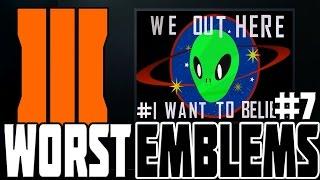 getlinkyoutube.com-WORST BO3 EMBLEMS #7! Black Ops 3 Funny & Weird Emblems