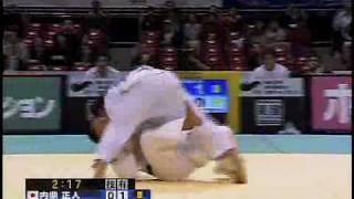 getlinkyoutube.com-JUDO 2008 Jigoro Kano Cup: Masato Uchishiba 内柴 正人 (JPN) - Tsagaanbaatar Khashbaatar (MGL)