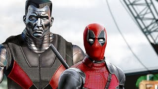 getlinkyoutube.com-Deadpool FULL MOVIE All Cutscenes Funny Moments