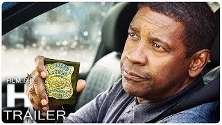 THE EQUALIZER 2 Trailer 2018 Action Movie
