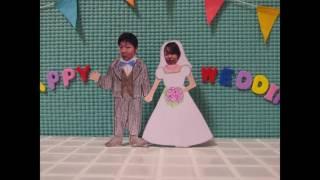 getlinkyoutube.com-【結婚式余興動画】 コマ撮りムービー ひとりじゃない with MONGOL800/SOFFet