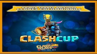 getlinkyoutube.com-Primer Torneo de Clanes Colombianos   Clash of Clans