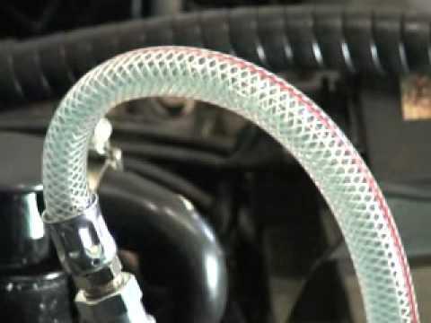Замена Антифриза Cooling Serve