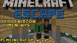 getlinkyoutube.com-Minecraft - Escape z Madzik89 & 10.000 widzów i 1mln. wyświetleń filmów