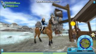 getlinkyoutube.com-[SSO] LIFETIME STAR RIDER + NEW HORSE - svenska