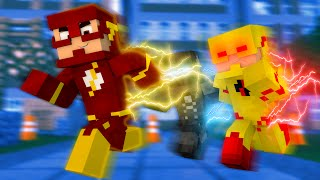 Minecraft: THE FLASH Vs THE REVERSE