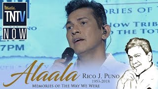 TNTV Now: Gary Valenciano - Lupa | Alaala, Memories of The Way We Were