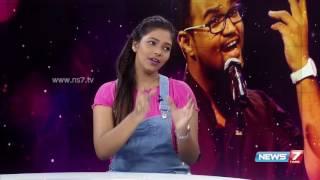 getlinkyoutube.com-Interview with Playback Singer 'Sathya Prakash' 1/2 | Super Housefull | News7 Tamil