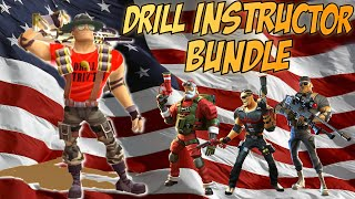 getlinkyoutube.com-Respawnables Drill Instructor Set - Grenade Fest - State of the Game