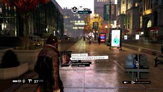 Watch_Dogs - Call Blocking