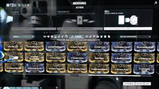 getlinkyoutube.com-Warframe: U18.1 - Transmuting 14 Madurai Cores