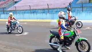 getlinkyoutube.com-Fun race Sport 135cc Sentul 18/04/14