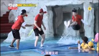 getlinkyoutube.com-[G-Dragon's funny part] 130915 Running man