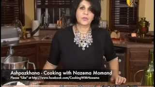 Ashpazkhana - Cooking with Nazema Momand - Afghan Fried Sweet Cookie خجور