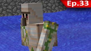 getlinkyoutube.com-Tackle⁴⁸²⁶ Minecraft (1.7.9) #33 - หลักการเกิด Iron Golem