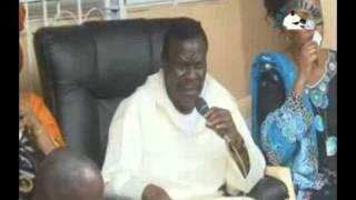 GAMOU-MAOULOUD 2012 : 1ère Partie - Ziar et Berndé Wakeur Cheikh Béthio