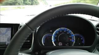getlinkyoutube.com-【ドライブレコーダー】ハイスピード!!スペーシアカスタム 最高速テスト