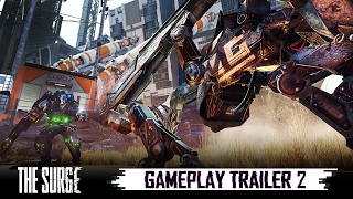 The Surge - 14 Minutes of Gameplay