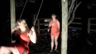 getlinkyoutube.com-Foxy swing action feat. sexy puke girl