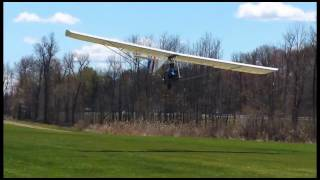 getlinkyoutube.com-Super Goat Motorglider first flights